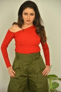 Actress Bhagyashree @ Kitty Party Logo Launch Stills