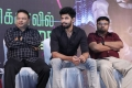 Ishari K Ganesh, Varun, Ashwin @ Kizhakku Africavil Raju Movie Press Meet Stills