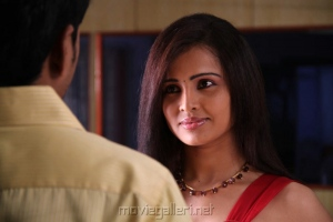Tamil Actress Hasika in Kizhakku Chandu Kadhavu En 108 Movie Stills