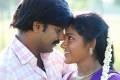 Arun, Keerthi in Kizhaku Sivakayilae Movie Stills