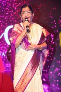 Padma Bhushan P Susheela @ KM Music Conservatory Annual Event 2016 Photos