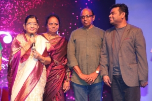 P.Susheela with Her team & AR Rahman
