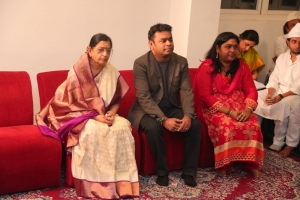 P Susheela & AR Rahman @ KM Music Conservatory Annual Event 2016 Photos