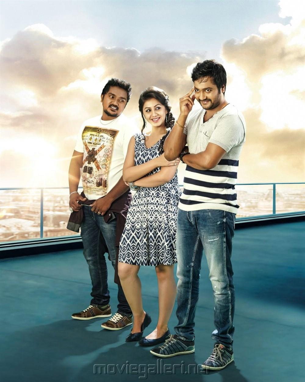 Bala Saravanan, Nikki Galrani, Bobby Simha in KO 2 Tamil Movie Stills
