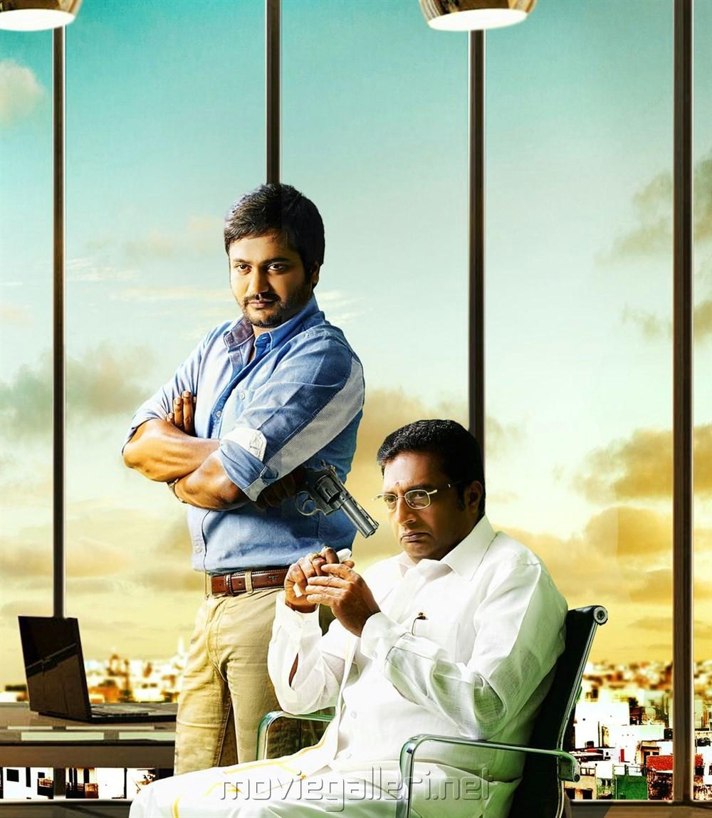 Bobby Simha, Prakash Raj in KO 2 Tamil Movie Stills