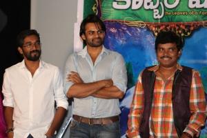Sai Dharam Tej, Sampoornesh Babu @ Kobbari Matta Movie Teaser Launch Stills