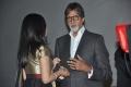 Soundarya Rajini, Amitabh Bachchan @ Kochadaiiyaan Hindi Trailer Launch Stills