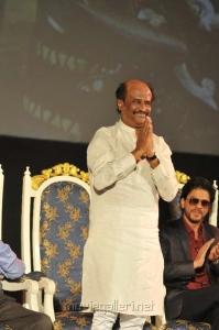 Actor Rajinikanth @ Kochadaiyaan Audio Launch Stills