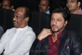 Superstar Rajinikanth, Shah Rukh Khan @  @ Kochadaiyaan Audio Launch Stills