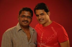 Actor Shaam & Director Kathir in Kodai Vidumurai Movie