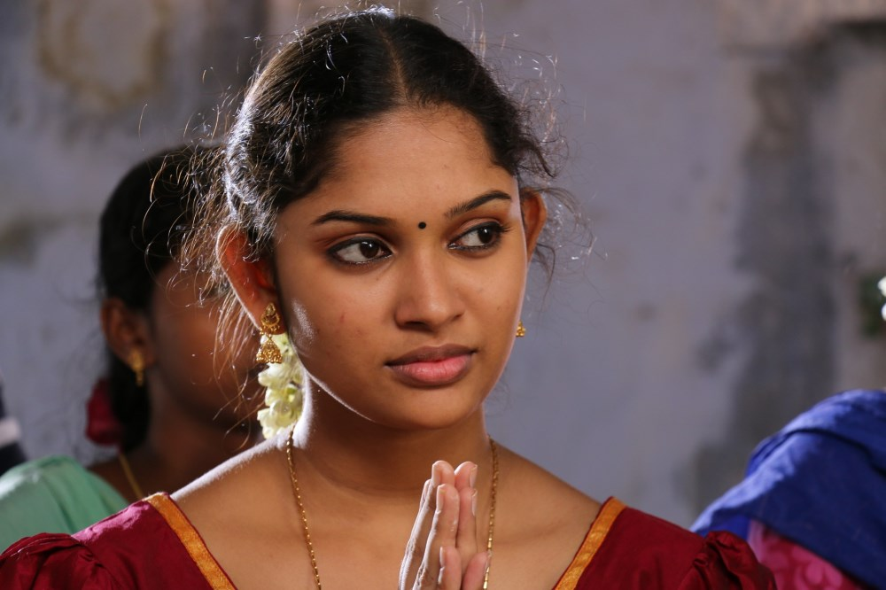 Actress Sri Priyanka in Kodaimazhai Tamil Movie Stills