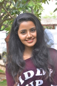 Actress Anupama Parameswaran @ Kodi Movie Press Meet Stills