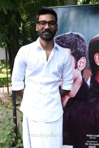 Actor Dhanush @ Kodi Movie Press Meet Stills