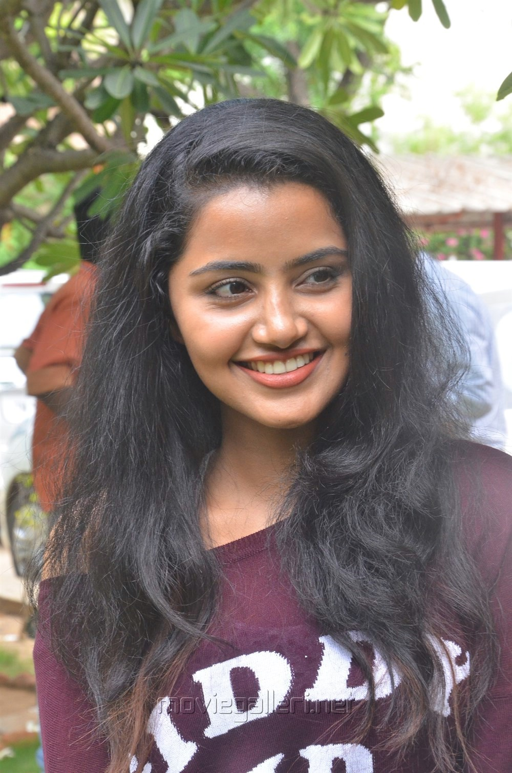 Actress Anupama @ Kodi Movie Press Meet Stills