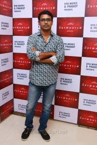 Kolaigaran Movie Pooja Stills