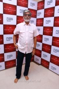 SA Chandrasekhar @ Kolaigaran Movie Pooja Stills