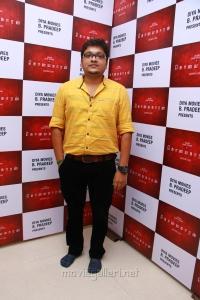 Director Andrew Louis @ Kolaigaran Movie Pooja Stills