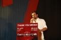Actor Arjun @ Kolaigaran Thanks Meet Photos