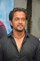 Actor Arjun Sarja @ Kolaigaran Trailer Launch Stills