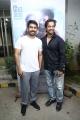 Vijay Antony, Arjun @ Kolaigaran Trailer Launch Stills