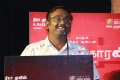 Vasanthabalan @ Kolaigaran Trailer Launch Stills