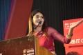 Actress Ashima Narwal @ Kolaigaran Trailer Launch Stills