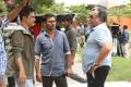 Arjun, Andrew Louis, Nassar @ Kolaikaran Movie Location Pics HD
