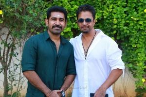 Vijay Antony & Arjun in Kolaikaran Movie Pics HD