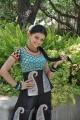 Saranya Mohan at Kolakalam Shooting Spot Stills