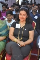 Fathima Babu Fasts in Support of Sri Lankan Tamils Photos