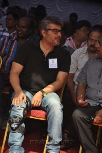 Actor Ajith Fasts in Support of Sri Lankan Tamils Photos