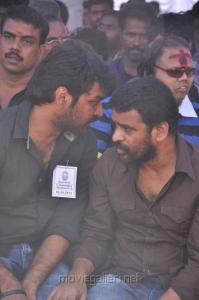 Kollywood Stars Fasts in Support of Sri Lankan Tamils Photos