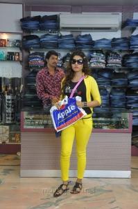 Actress Komal Jha New Stills in Billa Ranga