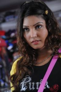 Billa Ranga Heroine Komal Jha New Stills