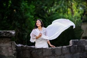Actress Komali Vakalapudi Photoshoot Stills