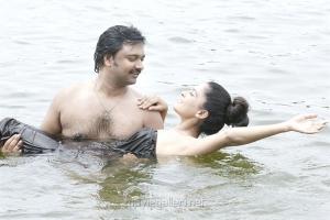 Jeeva, Disha Pandey Hot in Kombu Movie Hot Stills