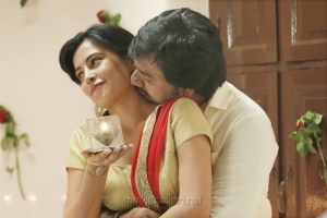 Hot Disha Pandey, Jeeva in Kombu Movie Hot Stills