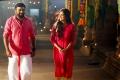 Sasikumar, Madonna Sebastian @ Kombu Vacha Singamda Movie Pooja Stills
