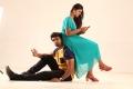 Krishik, Megha Sri in Konala Irundalum Ennodadhu Movie Stills