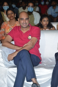 Director Krish Jagarlamudi @ Konda Polam Pre Release Event Stills