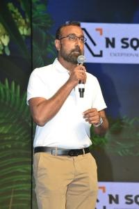 Rajeev Reddy Yeduguru @ Konda Polam Pre Release Event Stills