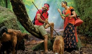 Vaisshnav Tej & Rakul Preet Singh in Konda Polam Movie Images