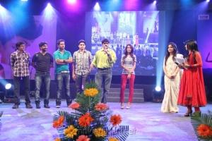 Konjam Coffee Konjam Kadhal Trailer Launch Stills