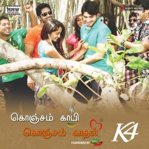 Konjam Koffee Konjam Kaadhal Movie Wallpapers