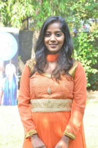 Actress Priya @ Konjam Konjam Movie Audio Launch Stills