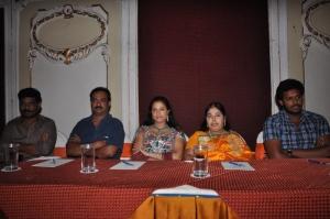Konjam Sirippu Konjam Gopam Press Meet Stills, Photo Gallery