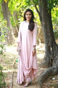 Actress Priya Anand New Photos @ Kootathil Oruthan Interview