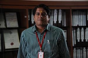 Actor Bagavathi Perumal in Kootathil Oruthan Movie Stills