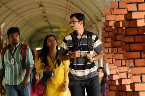Bala Saravanan, Priya Anand, Ashok Selvan in Kootathil Oruthan Movie Stills