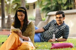 Priya Anand, Ashok Selvan in Kootathil Oruthan Movie Stills